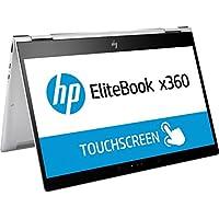 HP 2UE50UT#ABA Elitebook X360 1020 G2 12.5 Flip Design Notebook, Windows, Intel Core I7 2.8 Ghz, 8 GB Ram, 256 GB SSD, Silver