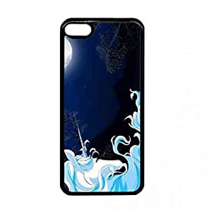 Cool funda Cartoon Cute The Last Unicorn Cover funda For iPod Touch 6 Hard funda