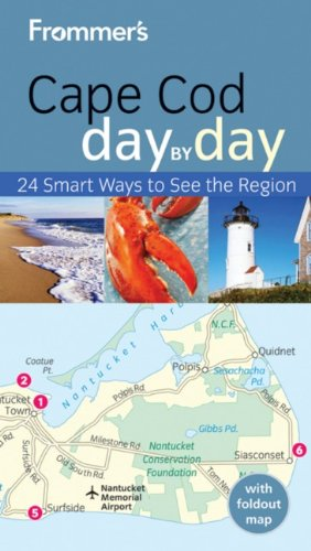 Frommer's Cape Cod Day by Day (Frommer's Day by Day - - Shopping Cod Cape