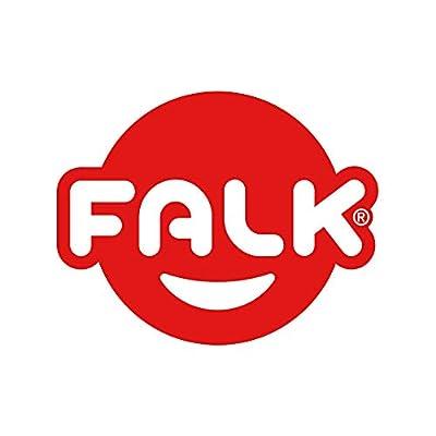 Falk Kubota M7151 Push-Along Tractor (18months-4yrs): Toys & Games