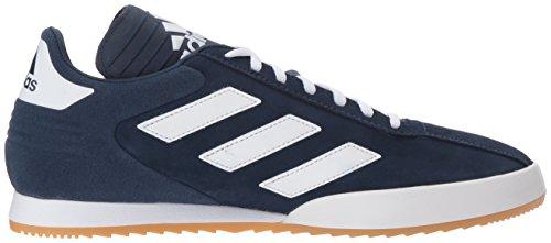 6f0fc9eb27ed0 adidas Men's Copa Super Soccer Shoe, Collegiate Navy/White/Collegiate Navy,  10 M US