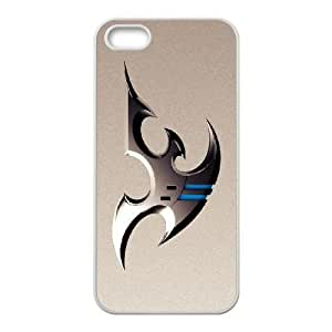 iPhone 5, 5S Phone Case White Starcraft 2 Protoss KG4497381