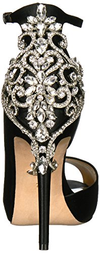 Badgley Mischka Womens Karson Pump Nero