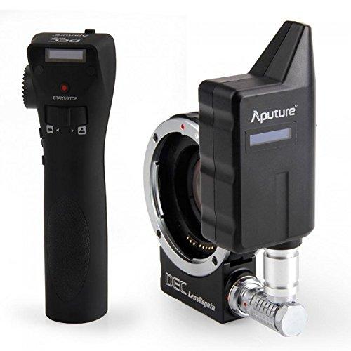 Aputure Updated DEC LensRegain for MFT Camera 0.75x Focus Reducing Adapter Telecompressor Optic Reducer Adapter wireless focus controller by Aputure