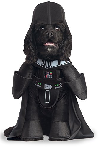 Star Wars Darth Vader Pet Costume, (Star Wars Big Dog Costumes)