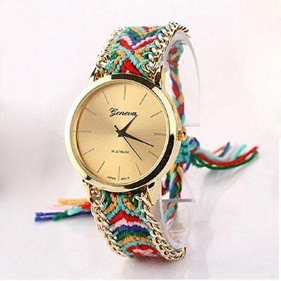 Yesfahion New Women Knitted Braided Weav - Braided Womens Watch Shopping Results