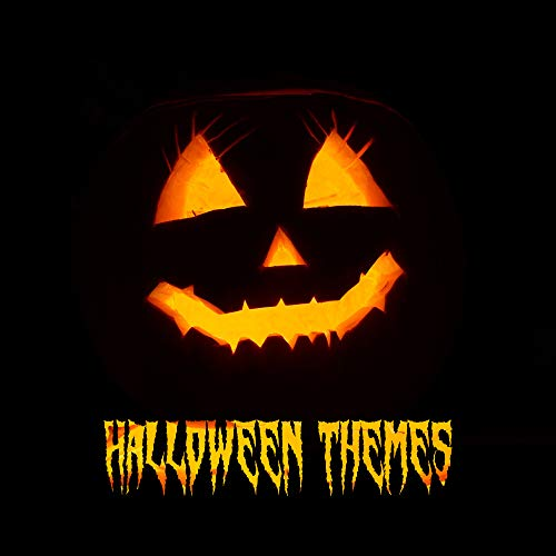 Halloween Themes: Piano and String Music with Zombies, Bats, Vampires, Ghosts and