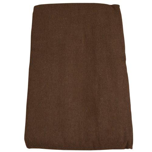 Body Linen Comfort Flannel Flat Sheet, - Sheet Flat Flannel