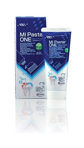 GCA MI Paste ONE Toothpaste 46 Gm Fresh Mint Bx/10