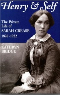 Price comparison product image Henry & self: The private life of Sarah Crease 1826-1922