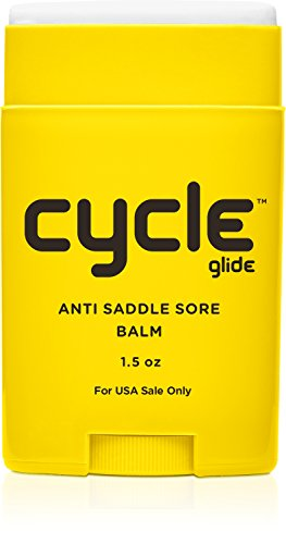 (BodyGlide Cycle Chamois Glide Balm, 1.5 oz (USA Sale Only))
