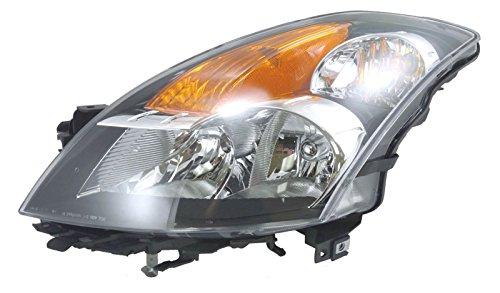 Headlight Headlamp Driver Side Left LH for 07-09 Nissan Altima