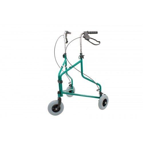 Andador de 3 ruedas para ancianos Delta de Ortaid: Amazon.es ...