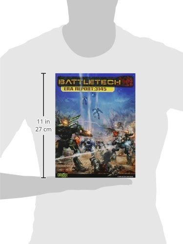 BATTLETECH ERA REPORT 3145 EBOOK
