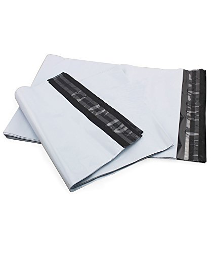 Securement Plastic Courier Envelopes/bags With Pod Jacket, 12 X 14 Inch, White, Pack of 100 Price & Reviews