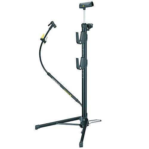 Topeak Transformer RX Compact Floor Pump with Stand (Rx Bag Trunk Topeak)