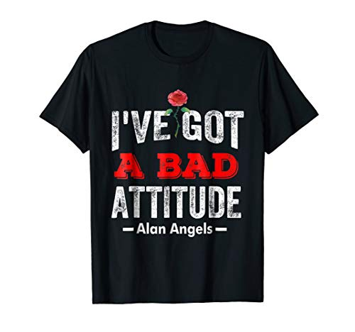 Alan Angels I've Got a Bad Attitude 27 Club ()