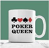 copco seal - Poker Queen Mug, Poker Mug, Poker Coffee Mug, Gifts For Poker Players, Poker Gifts, Poker Gift Ideas, Gifts For Poker Lover, Poker Player Gifts, 11oz 15oz