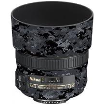 LensSkins Dark Camo for Nikon 50mm f/1.8D AF (N50F18DXDC)