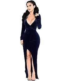 4d31d518cb35f Amazon.com: Maxi - L / Club & Night Out / Dresses: Clothing, Shoes ...