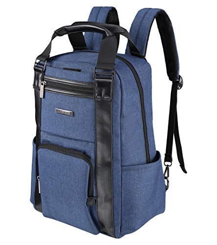 Nasher Miles Petra Blue Laptop Backpack 20 L