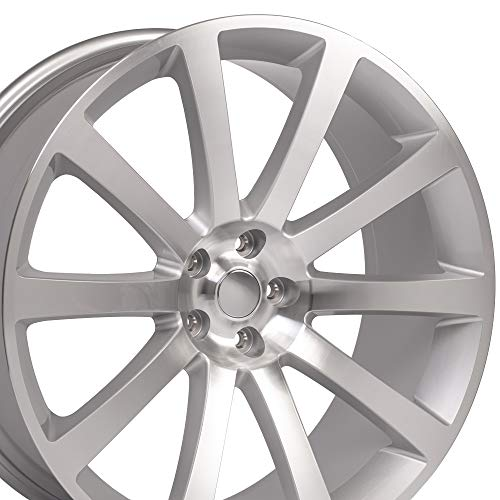 2007 dodge charger srt8 wheels - 5