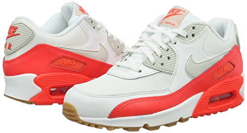 Air Scarpe Brown light s Bianco Donna bright summit 90 Criimson Running Da Max Essential White Wmns Nike 57qg1BO