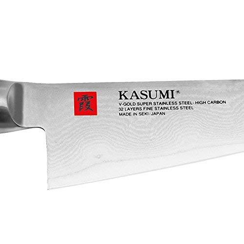 Compra Kasumi - 82014 - Cuchillo de Cocinero Damasco, 14 cm ...