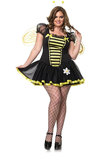 Daisy Bee Plus Size Adult Costume - Plus Size (Daisy Bee Plus Size Adult Womens Costumes)