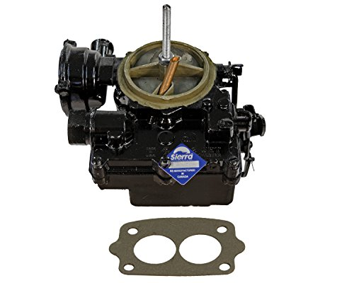 Rochester Carburetor 2 Barrel - Sierra 18-7608-1 Remanufactured, 2-Barrel, Rochester Carburetor