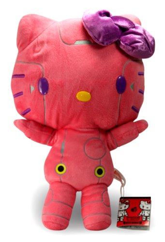 Furyu Hello Kitty Robot Plush