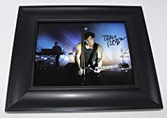 This beautiful authentic signed collectible comes with Lifetime Certificate of Authenticity Coa/Loa with lifetime authenticity guarantee. The item has been signed in-person by the named celebrity. The item is in excellent condition of high qu...
