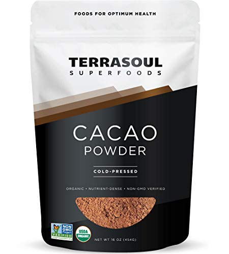 Terrasoul Superfoods Raw Organic