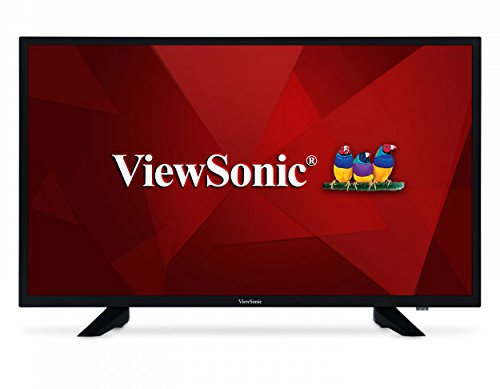 """ViewSonic CDE3204 32"""" 1080p 16/7 Operation Commercial Display with USB Media Player, HDMI, DVI, - Monitor Viewsonic 32"""