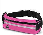 E Tronic Edge Running Belt (Ceinture de Course) - Unisex, Water-Resistant Waist Bag for Sports & Running -