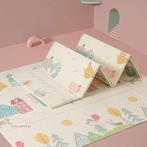 LBBFGHB Mat Baby Play, Piso de Espuma con Estilo Premium ...