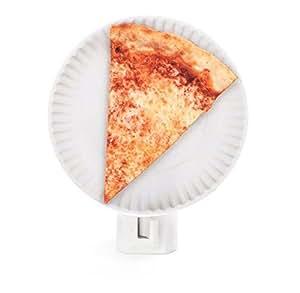 Kikkerland Night Light, Pizza
