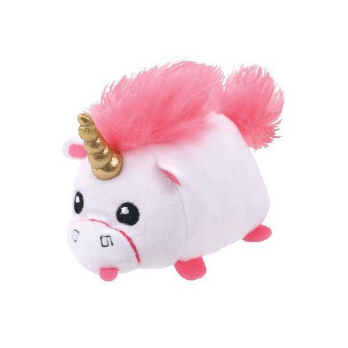 Teeny Ty Despicable Me 3 Fluffy - Unicorn Plush