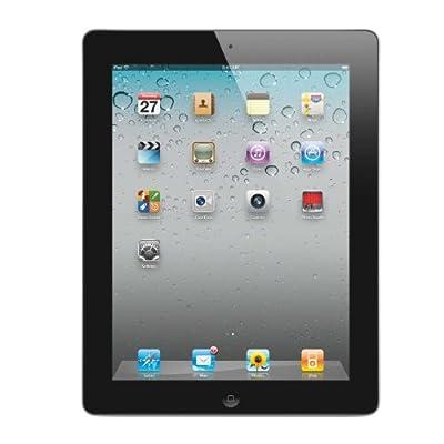 Apple iPad 2 16GB with Wi-Fi - Black MC769E/A