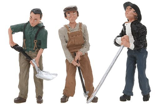 Rail Workers G Scale Woodland Scenics