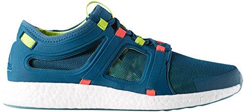 Adidas Performance Mens Cc Razzo M Scarpa Da Corsa Minerale / Semi Solare Melma / Shock Rosso