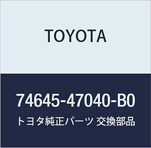 Toyota 74645-47040-B0 Door Assist Grip Assembly