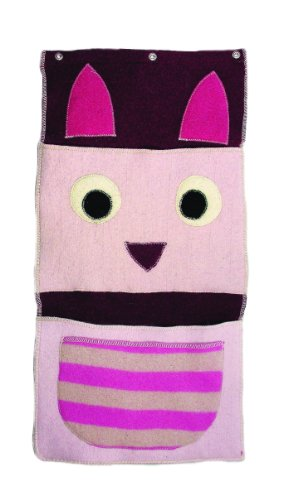 Price comparison product image Cate And Levi Wallpocket Bunny (Colors May Vary)