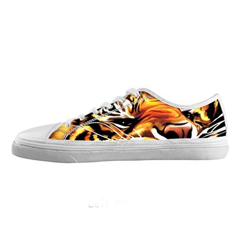 Cheese Auf Maßnahme Tiger Originals Schuhe Leinwand hochwertige Mode Männer Mode auf Maßnahme von qualitatv der Schuhe Tennis, US13/EUR46
