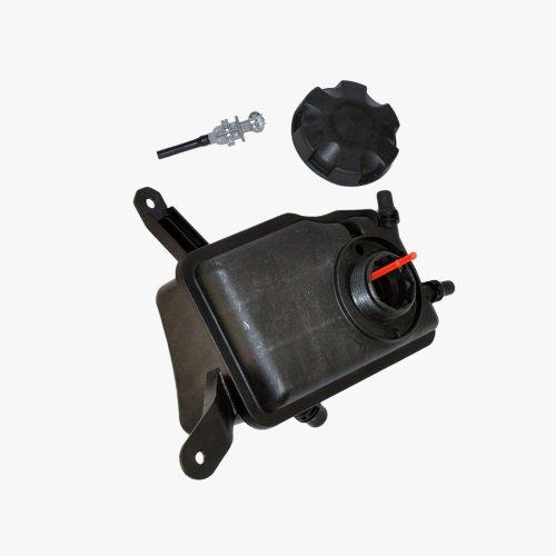 BMW Coolant Recovery Reservoir Expansion Tank + Sensor + Cap Premium Quality 986