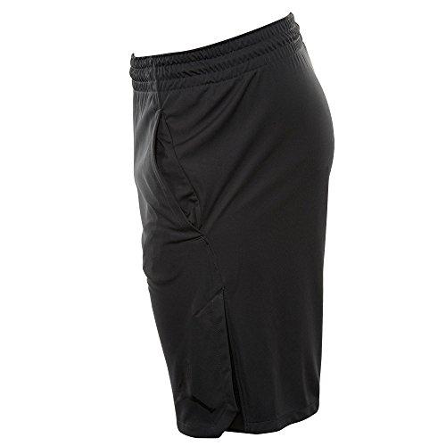 Knit noir Alpha Jordan Basketball 23 Anthracite Mens Shorts RaSxEw