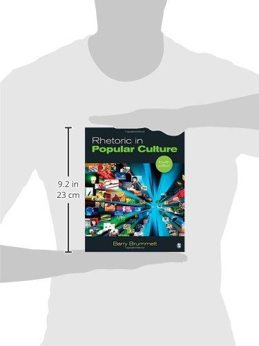 Rhetoric in Popular Culture by Brand: SAGE Publications, Inc