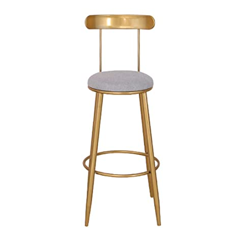 Wondrous Amazon Com Backrest Dressing Stool Household European Gmtry Best Dining Table And Chair Ideas Images Gmtryco