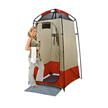 GigaTent St 001D Stinky Pete Deluxe Shower and Changing Tent
