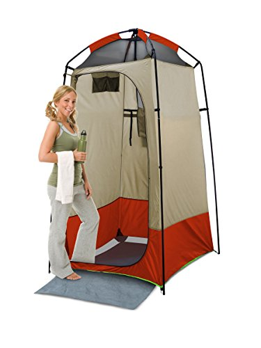 Stinky Pete 1 Person Deluxe Shower/Toilet/Changing Room Tent